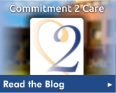 Click here to read Foundation's blog, Commitment 2 Care