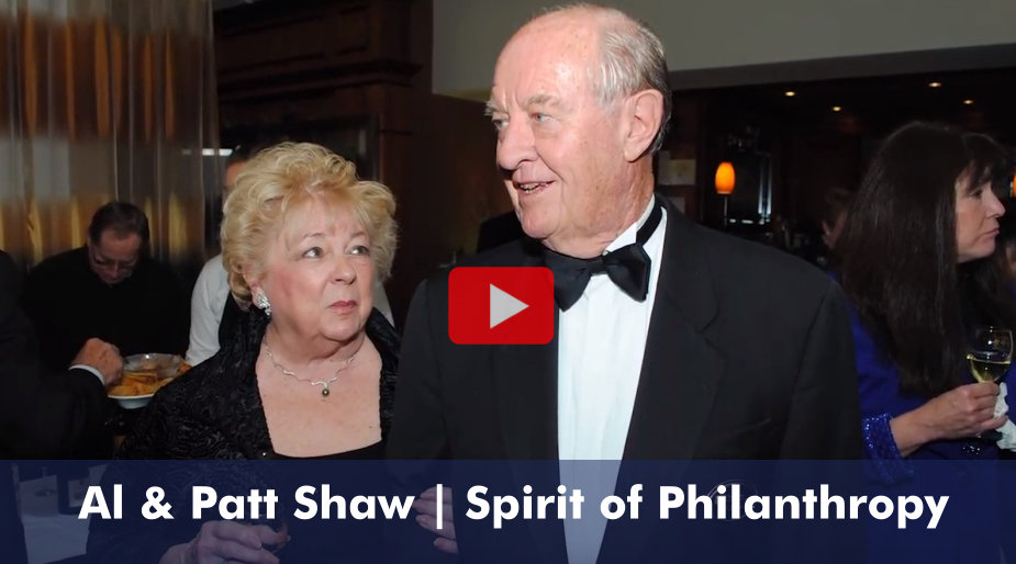 Al & Patt Shaw | Spirit of Philanthropy | NorthBay Healthcare