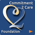 Commitment 2 Care's logo. Click here to read Commitment 2 Care.