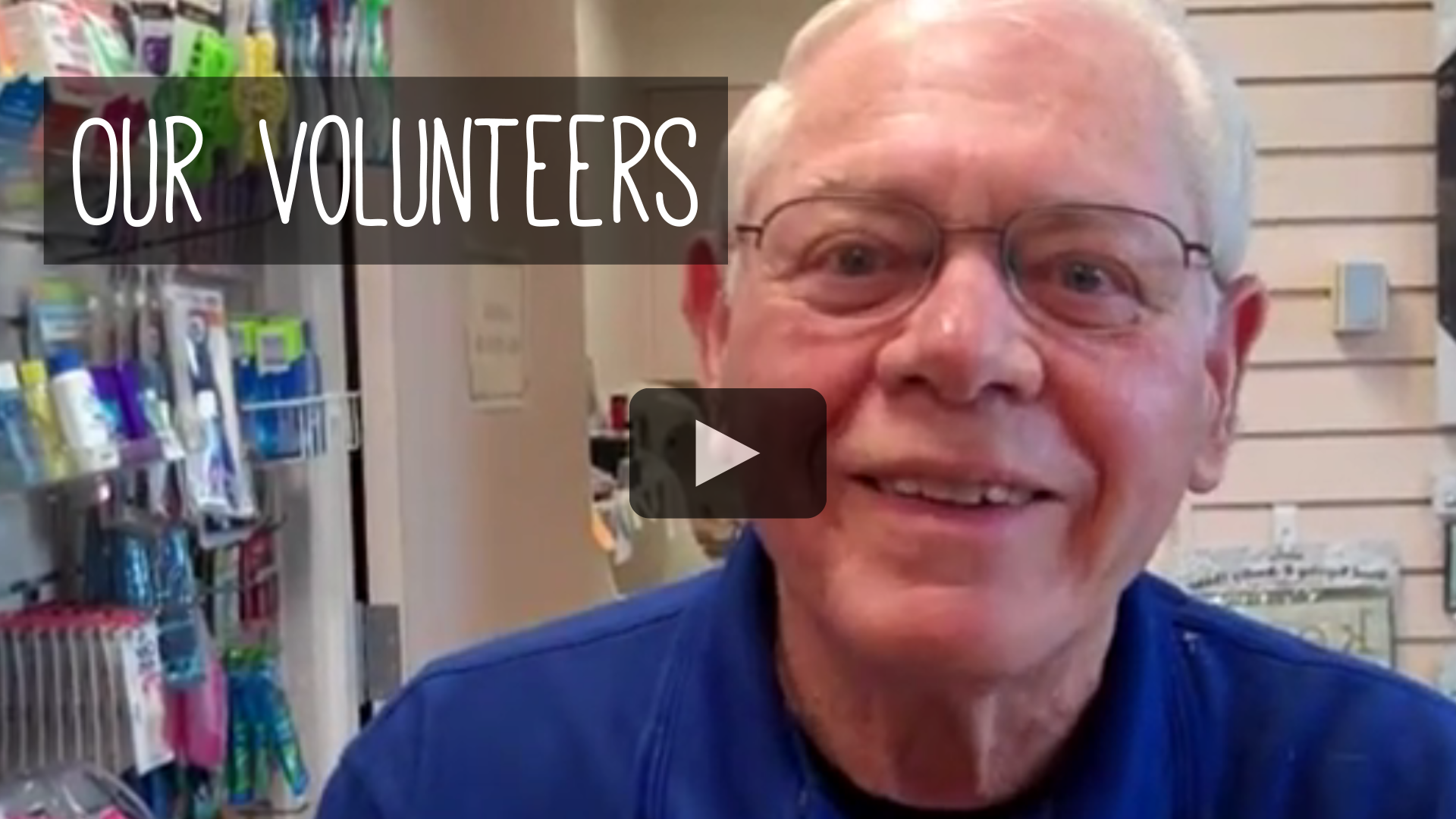 This video highlights the guild volunteers. What they provide to NorthBay and why they volunteer.