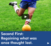 "Click here to view the ""Second First"" video from the American Academy of Orthopaedic Surgeons"