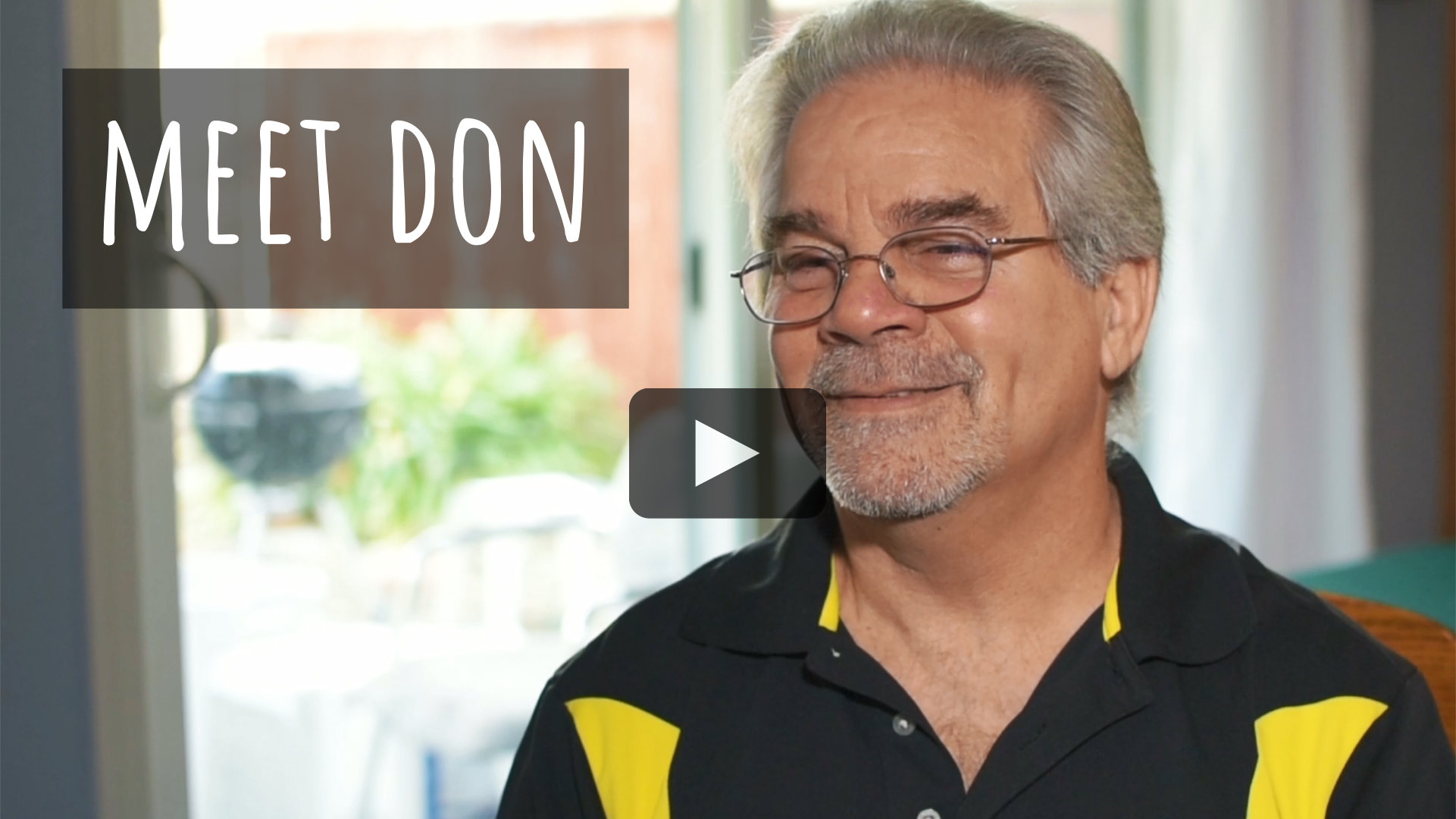 This video goes over Don's story as a knee replacement patient of NorthBay Healthcare.