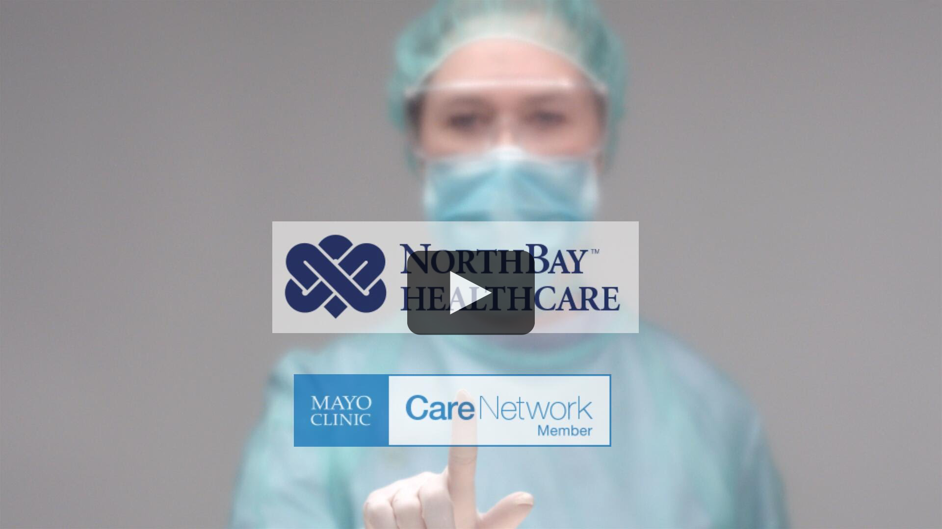 This video goes over NorthBay Healthcare's membership in the Mayo Clinic Care Network.