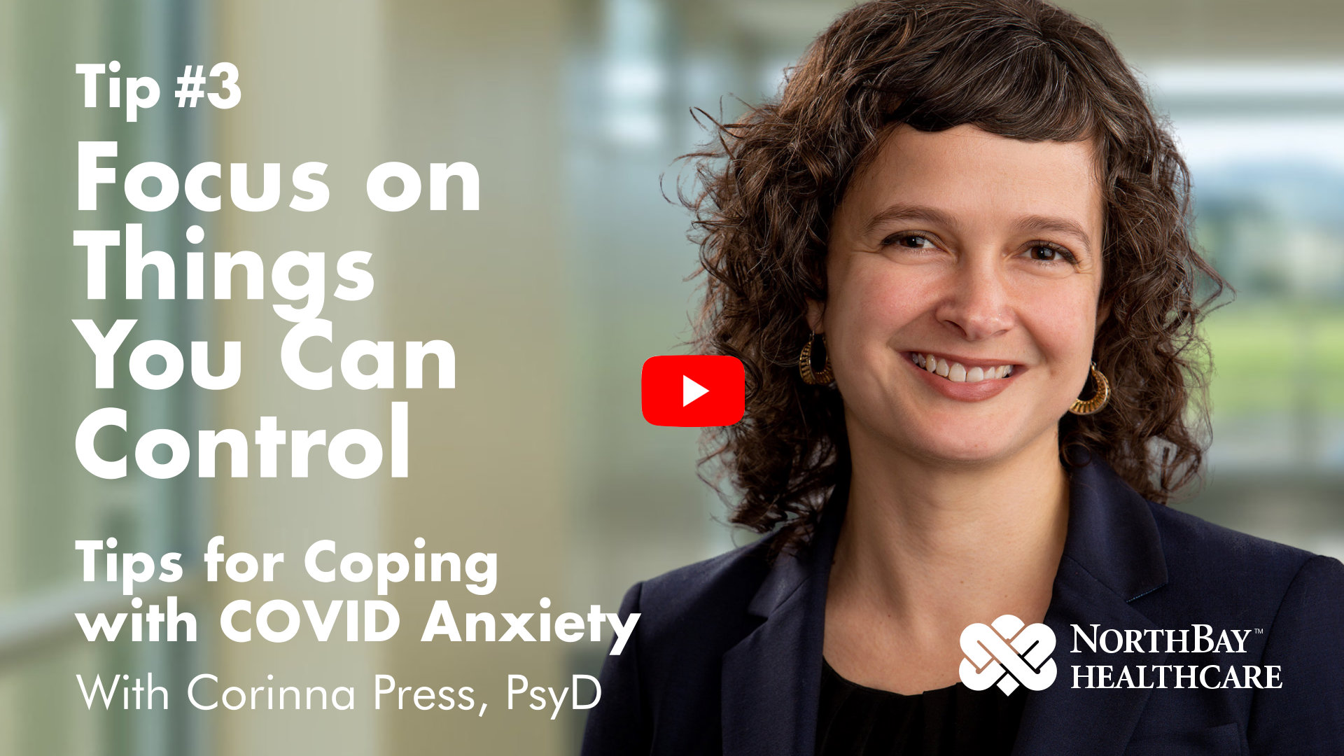 Coping with COVID Anxiety: Tip #3