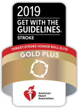 Get With the Guidelines Gold Plus logo