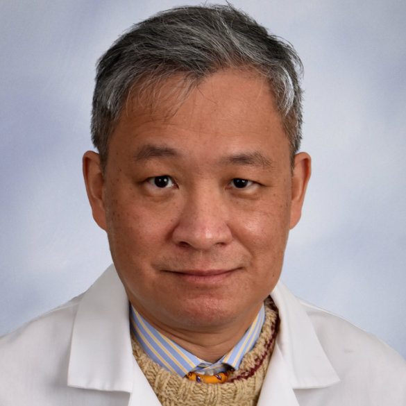 headshot of Henry Poon, MD