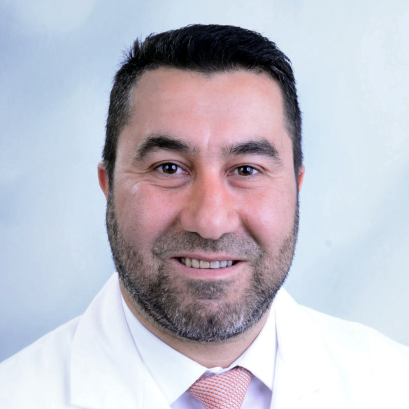 headshot of Ameer Almullahassani, MD