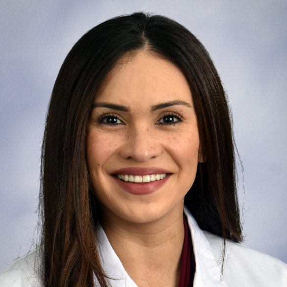 headshot of Larissa Chartrand, MD