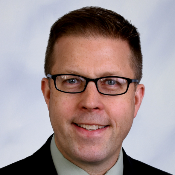 headshot of Michael Krier, MD
