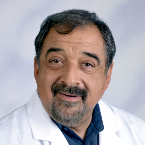 headshot of Cyrus Mancherje, MD