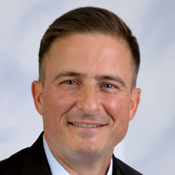 headshot of Kevin Miller, DPM