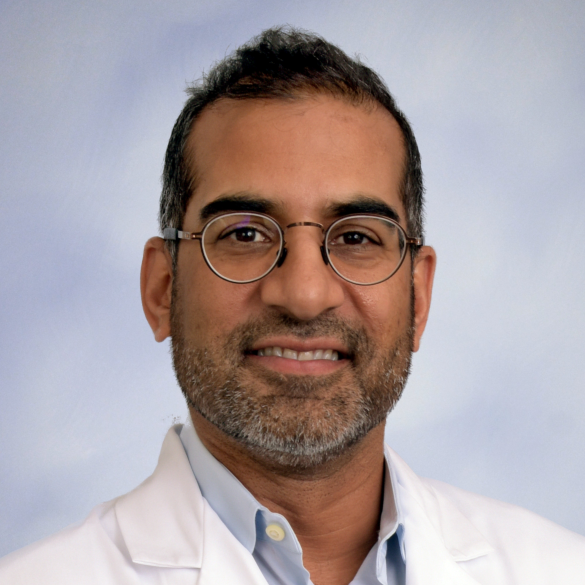 headshot of Atul Patel, MD