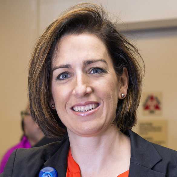 Heather Venezio, R.N., Trauma Program Director