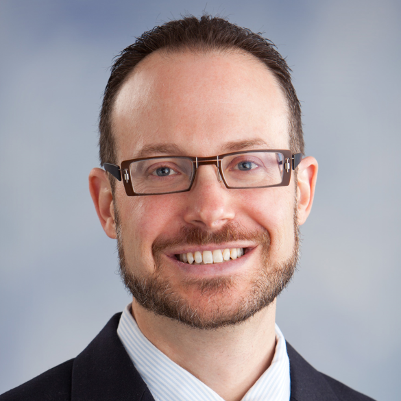 headshot of Chad Tarter, MD
