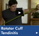 "Click here to view the ""Rotator Cuff Tendinitis"" video from our Health Library"